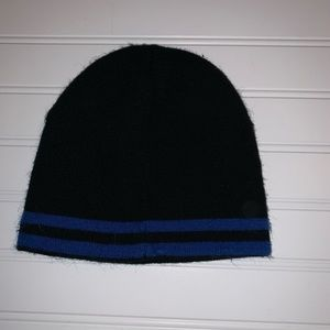 Nike Accessories - Nike youth black knit winter hat